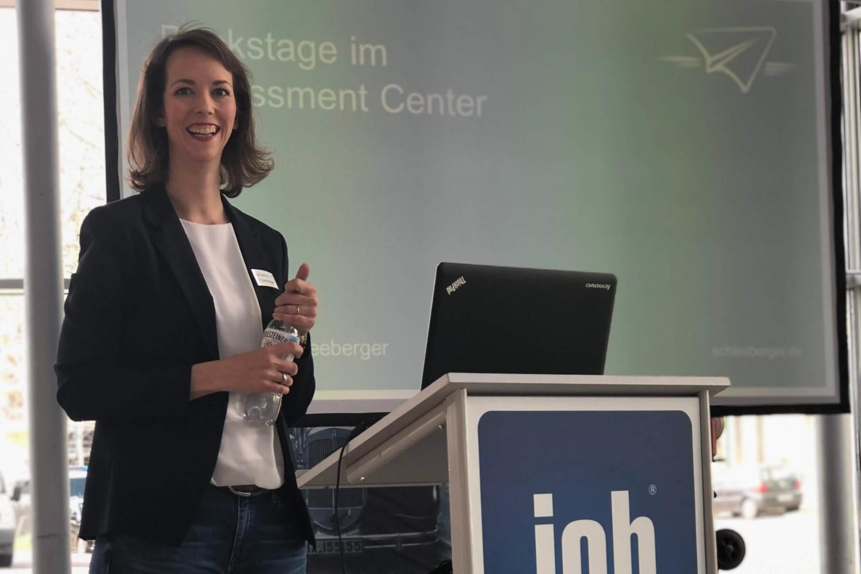 HR Expertin Katharina Schleeberger