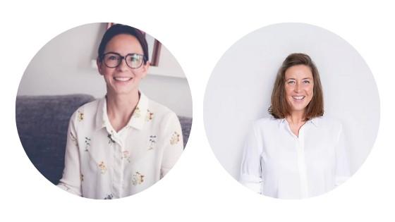 Vanessa Jobst-Jürgens und Cornelia Paul, Female Coach Empowerment Circle